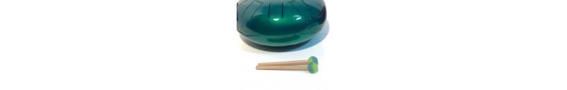 Mailloches Sticks drum Tongue drum